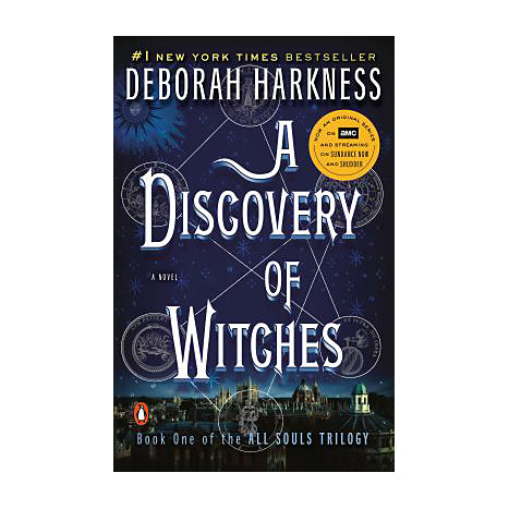 ISBN: 9780143119685, Title: DISCOVERY OF WITCHES