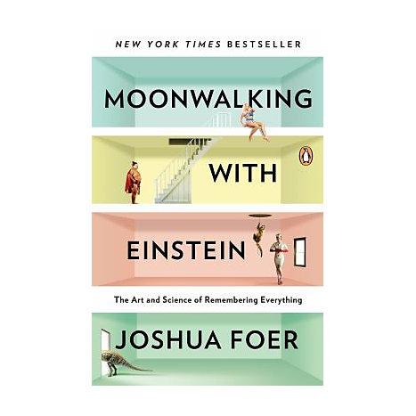 ISBN: 9780143120537, Title: MOONWALKING WITH EINSTEIN