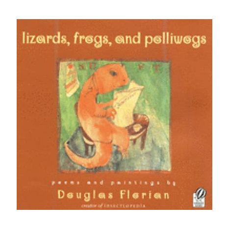 ISBN: 9780152052485, Title: LIZARDS, FROGS AND POLLIWOGS