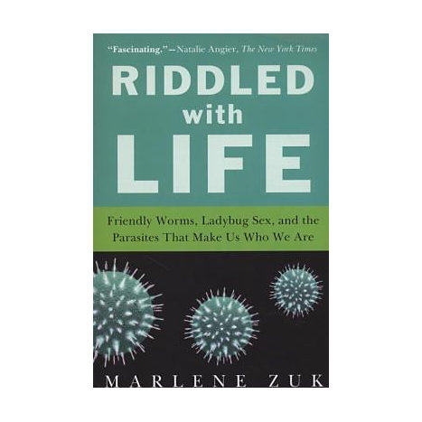 ISBN: 9780156034685, Title: RIDDLED WITH LIFE