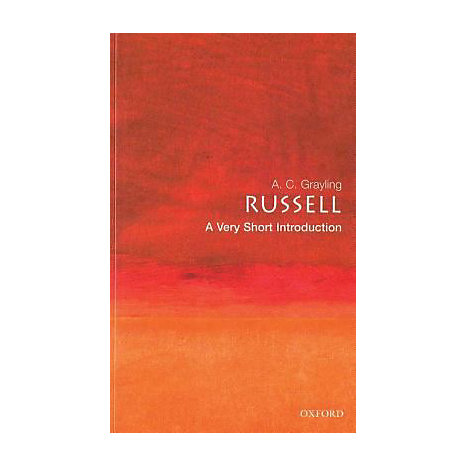 ISBN: 9780192802583, Title: VSI RUSSELL