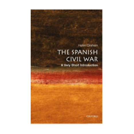 ISBN: 9780192803771, Title: VSI SPANISH CIVIL WAR