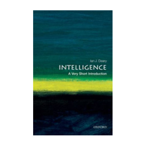ISBN: 9780192893215, Title: VSI INTELLIGENCE