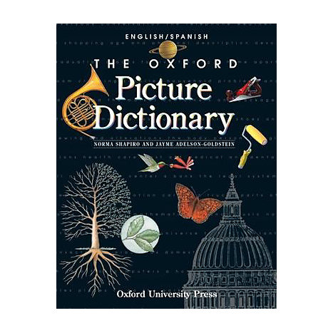 ISBN: 9780194351881, Title: SPANISH PICTURE DICTIONARY