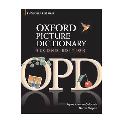 ISBN: 9780194740173, Title: OPD ENGLISH/RUSSIAN