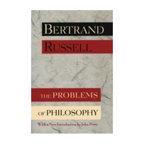 ISBN: 9780195115529, Title: PROBLEMS OF PHILOSOPHY