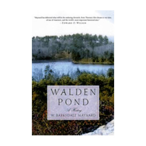 ISBN: 9780195181371, Title: Walden Pond: A History