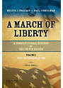 March of Liberty: Const History of US (V1)