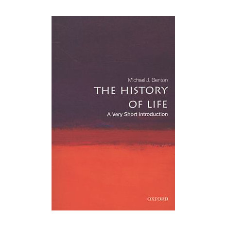 ISBN: 9780199226320, Title: The History of Life: A Very Short Introduction: A Very Short Introduction