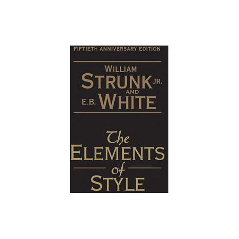 ISBN: 9780205632640, Title: ELEMENTS OF STYLE 50TH ANN ED