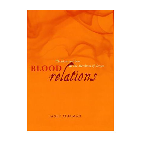 ISBN: 9780226006819, Title: Blood Relations: Christian and Jew in