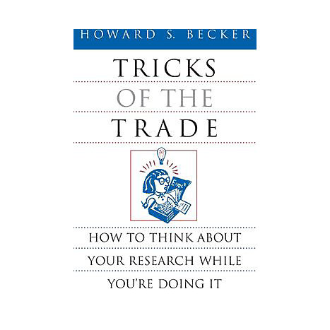 ISBN: 9780226041247, Title: TRICKS OF THE TRADE:RESEARCH