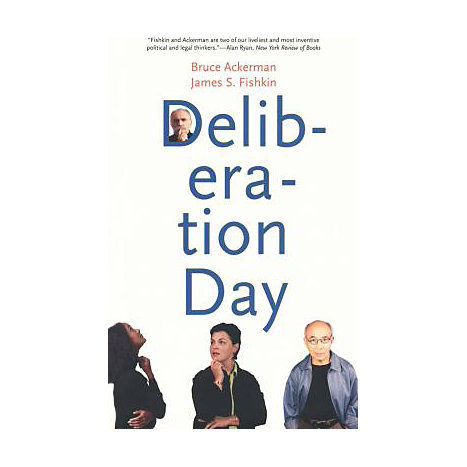 ISBN: 9780300109641, Title: DELIBERATION DAY