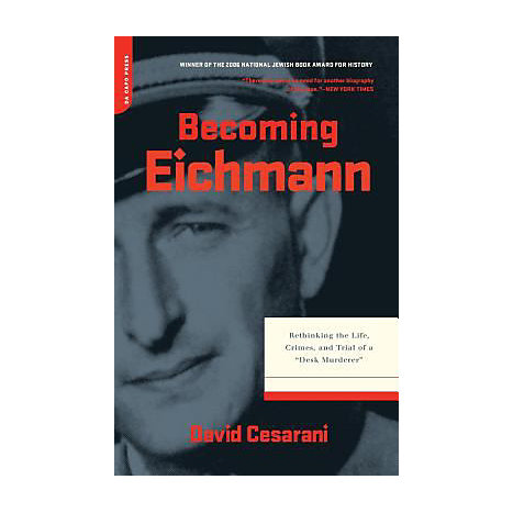 ISBN: 9780306815393, Title: BECOMING EICHMANN