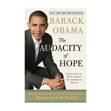 ISBN: 9780307237705, Title: AUDACITY OF HOPE