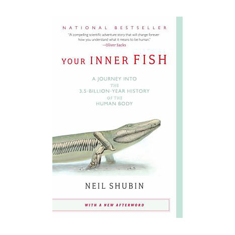 ISBN: 9780307277459, Title: YOUR INNER FISH