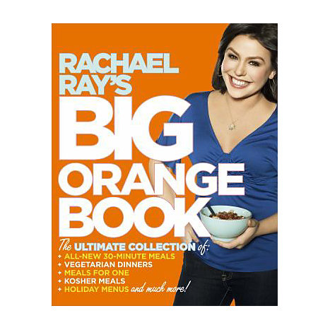 ISBN: 9780307383198, Title: RACHAEL RAYS BIG ORANGE BOOK