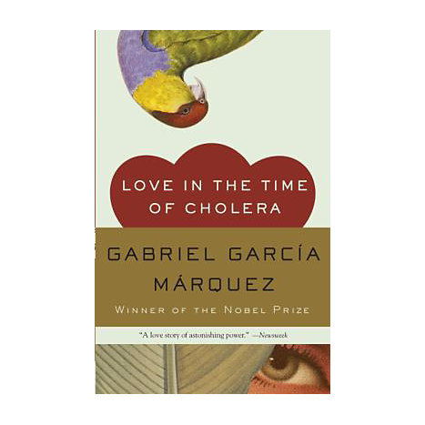 ISBN: 9780307389732, Title: LOVE IN TIME OF CHOLERA