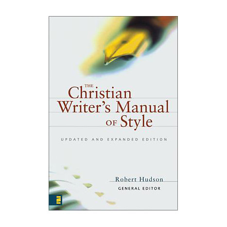 ISBN: 9780310487715, Title: CHRISTIAN WRITER'S MANUAL OF S