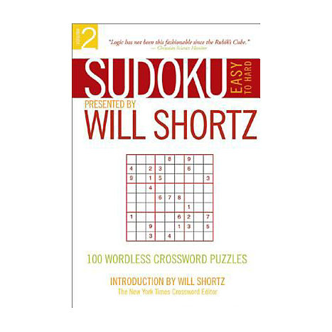 ISBN: 9780312355036, Title: SUDOKU EASY-TO-HARD PRESENTED