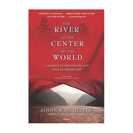ISBN: 9780312423377, Title: RIVER AT THE CENTER OF THE WOR