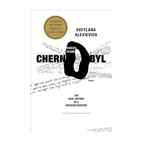 ISBN: 9780312425845, Title: VOICES FROM CHERNOBYL