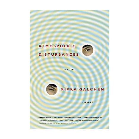 ISBN: 9780312428433, Title: ATMOSPHERIC DISTURBANCES