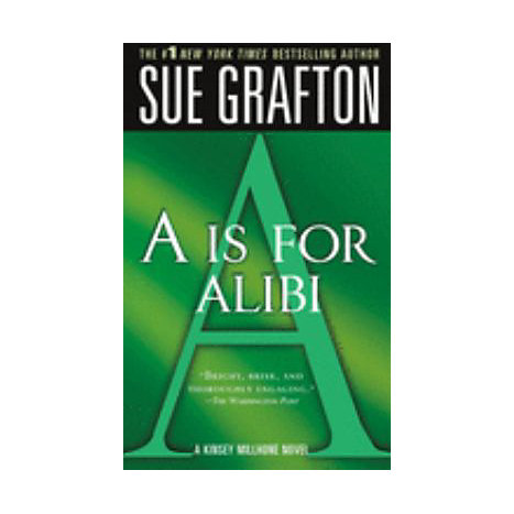 ISBN: 9780312938994, Title: A IS FOR ALIBI