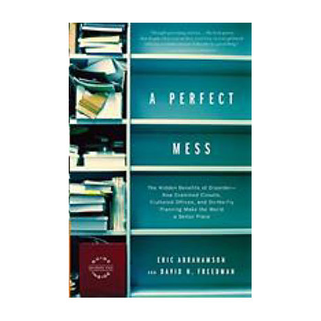 ISBN: 9780316013994, Title: PERFECT MESS