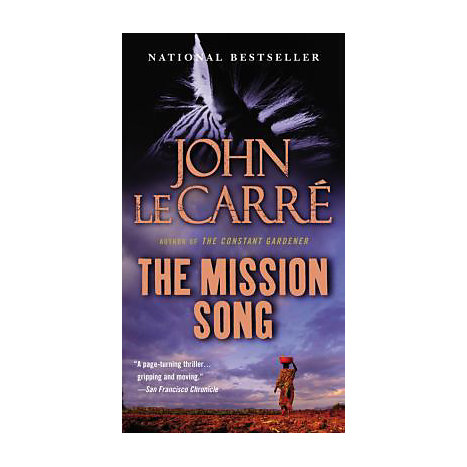 ISBN: 9780316016766, Title: MISSION SONG