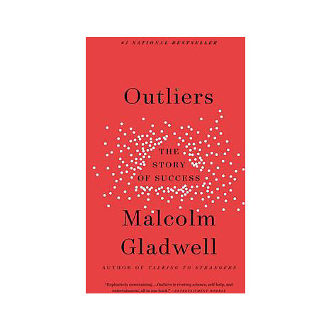 ISBN: 9780316017930, Title: OUTLIERS  STORY OF SUCCESS