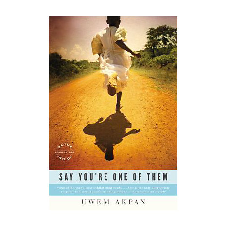ISBN: 9780316113953, Title: Say You're One of Them