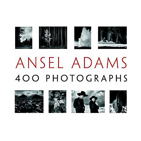 ISBN: 9780316117722, Title: ANSEL ADAMS  400 PHOTOGRAPHS