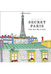 SECRET PARIS COLORING BOOK