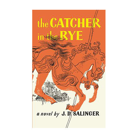 ISBN: 9780316769488, Title: CATCHER IN THE RYE