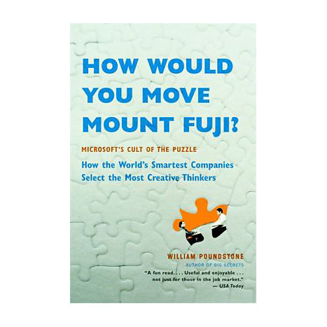 ISBN: 9780316778497, Title: HOW WOULD YOU MOVE MOUNT FUJI