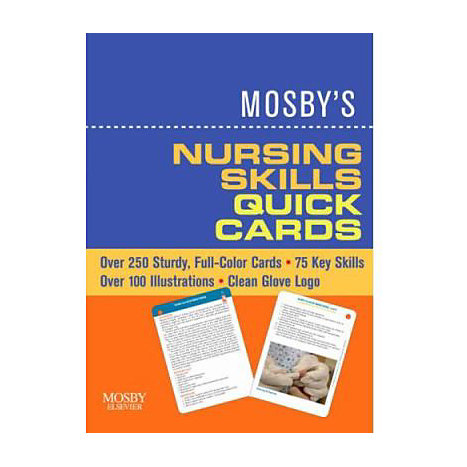 ISBN: 9780323046152, Title: MOSBY NURSING SKILL QUICK CARD