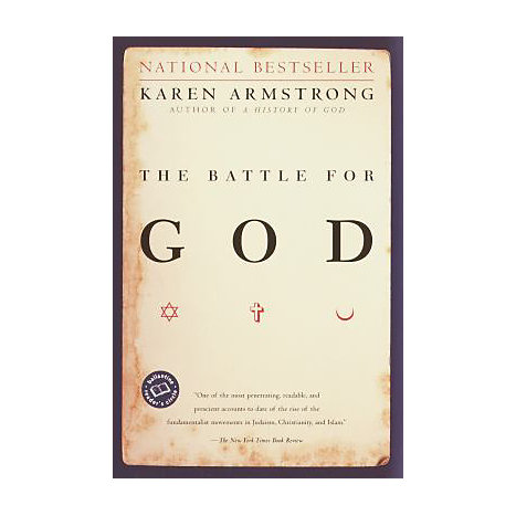 ISBN: 9780345391698, Title: BATTLE FOR GOD, THE