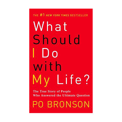 ISBN: 9780345485922, Title: WHAT SHOULD I DO WITH MY LIFE