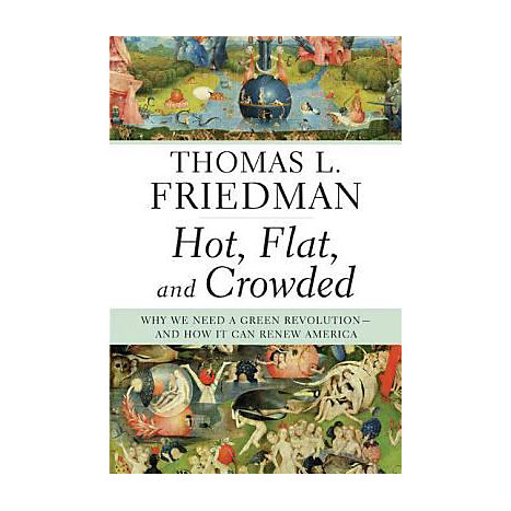 ISBN: 9780374166854, Title: HOT,FLAT AND CROWDED