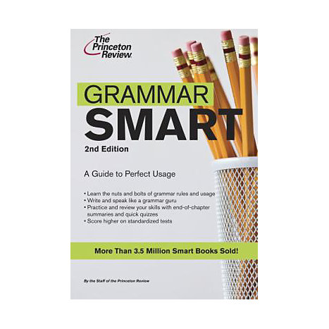 ISBN: 9780375762154, Title: GRAMMAR SMART 2E