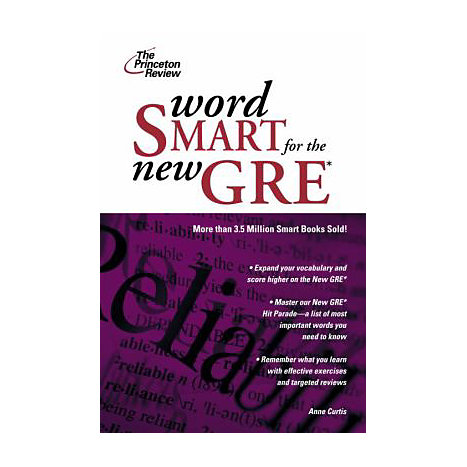 ISBN: 9780375765773, Title: WORD SMART FOR GRE 2E