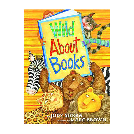 ISBN: 9780375825385, Title: WILD ABOUT BOOKS