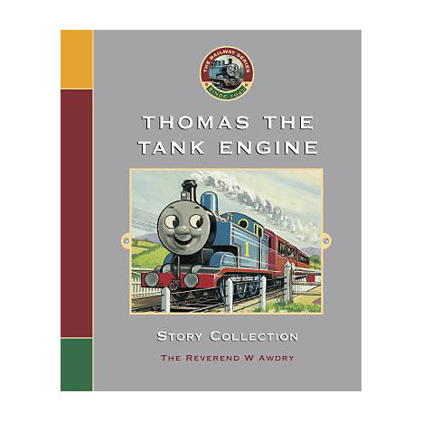 ISBN: 9780375834097, Title: THOMAS THE TANK ENGINE STORY C
