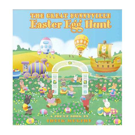 ISBN: 9780375845727, Title: GREAT BUNNYVILLE EASTER EGG HU