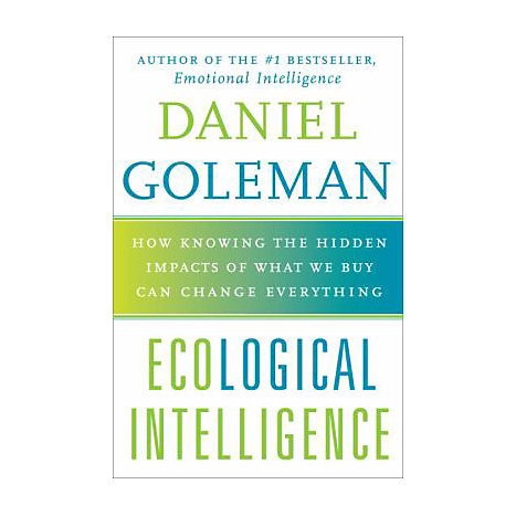 ISBN: 9780385527828, Title: ECOLOGICAL INTELLIGENCE