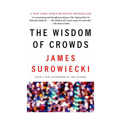 ISBN: 9780385721707, Title: WISDOM OF CROWDS