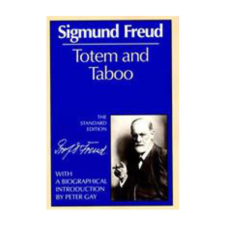ISBN: 9780393001433, Title: TOTEM AND TABOO