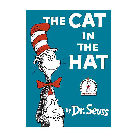 ISBN: 9780394800011, Title: DR SEUSS CAT IN THE HAT