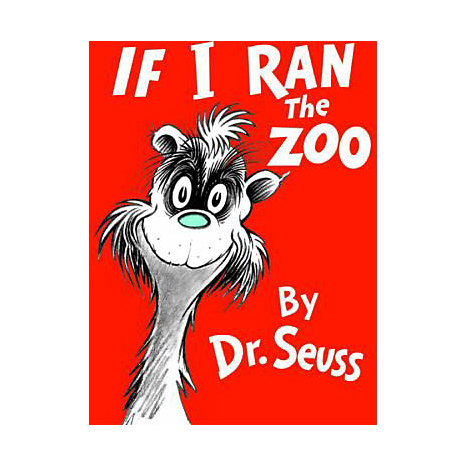 ISBN: 9780394800813, Title: IF I RAN THE ZOO